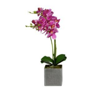 plantas artificiales para decorar flores