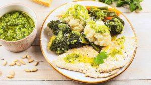 verduras-al-vapor-con-pesto