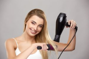 Peinados fáciles con secador