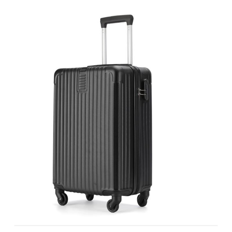maleta de viaje negra