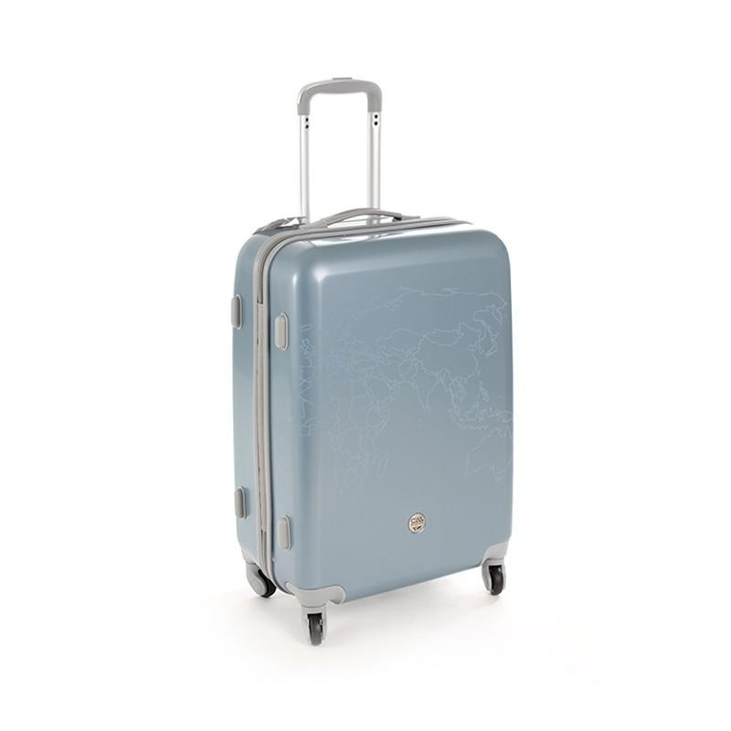 maleta de viaje elegante